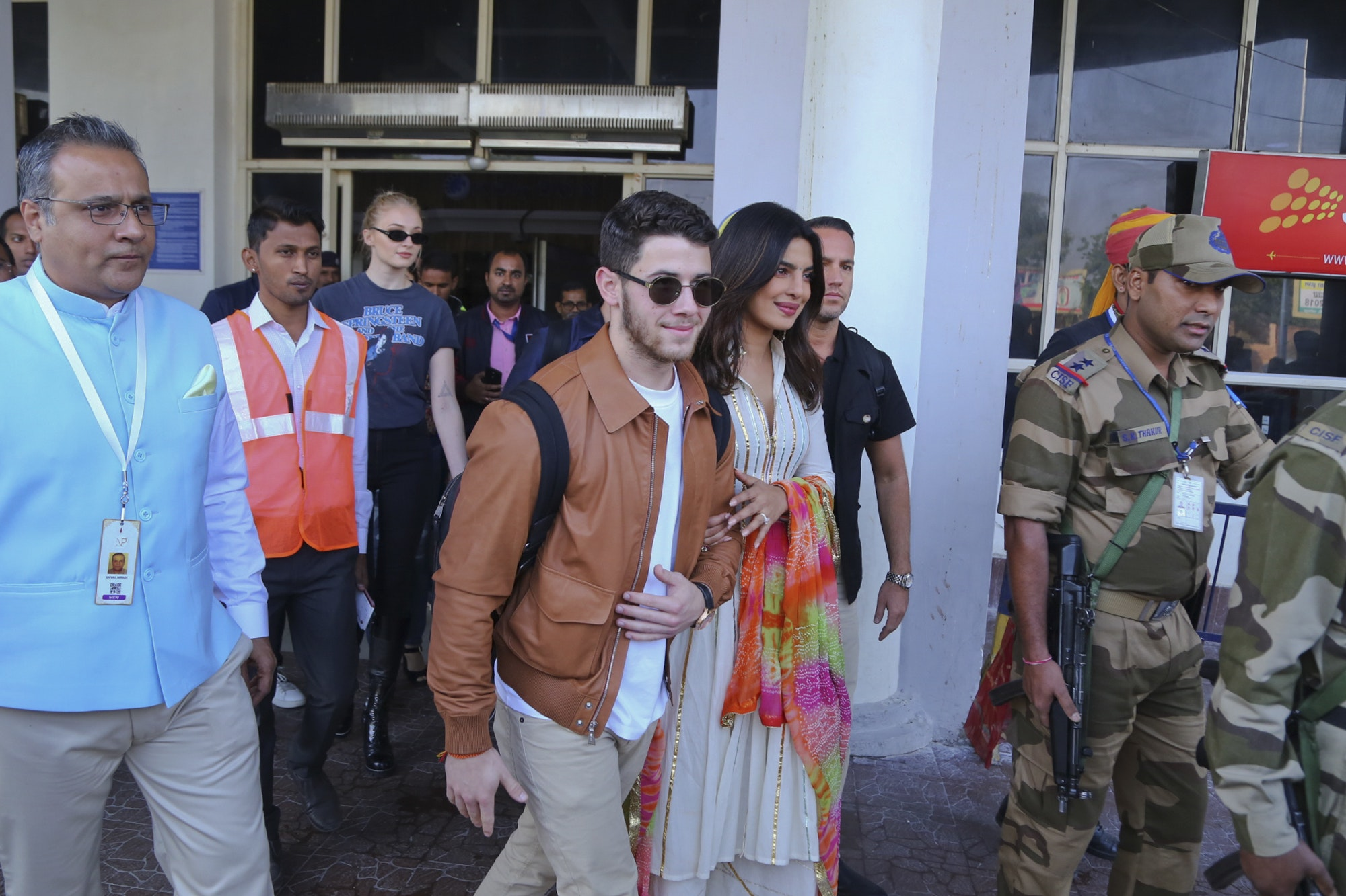 Nick Jonas & Priyanka Chopra Share Wedding Pictures and Sweet Messages